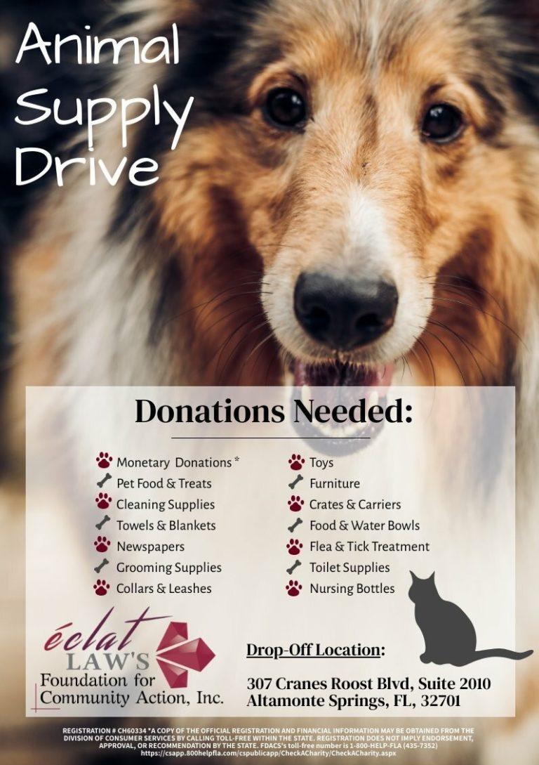 (3) animal supply flyer